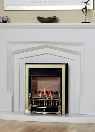 Fireplace (Burley)