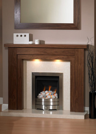 Trent Wooden Fireplace Surrounds Cross Fireplace Centre