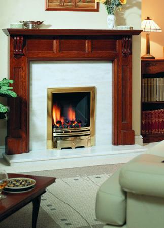 Trent Wooden Fireplace Surrounds Cross Fireplace Centre